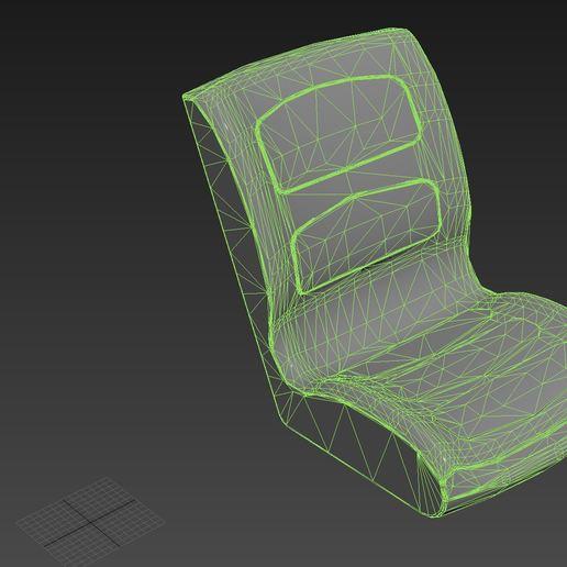 7.JPG Download OBJ file loader excavator seat • 3D printing object, Blackeveryday