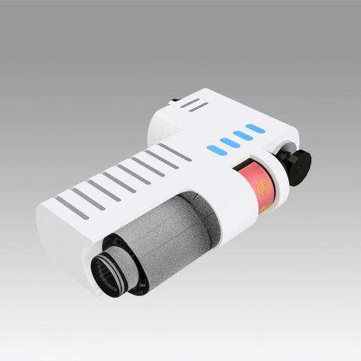 2.jpg Download OBJ file Star Trek Discovery Hypo Spray replica prop cosplay • 3D printable model, Blackeveryday