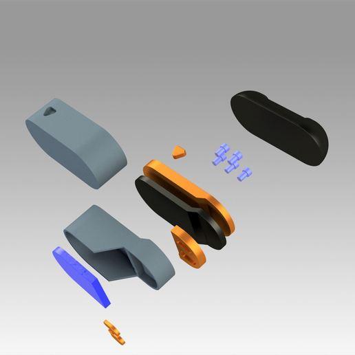 10.jpg Download OBJ file Star Trek Prop Dr Phlox Scanner replica prop cosplay • 3D printer object, Blackeveryday