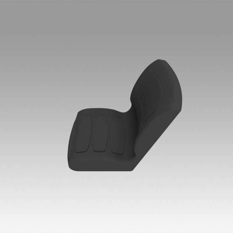 3.jpg Download OBJ file loader excavator seat • 3D printing object, Blackeveryday