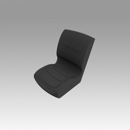 2.jpg Download OBJ file loader excavator seat • 3D printing object, Blackeveryday
