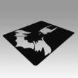 Diseños 3D Logotipo de Batman, Blackeveryday