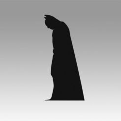 Plan imprimante 3D LOGO BATMAN, Blackeveryday