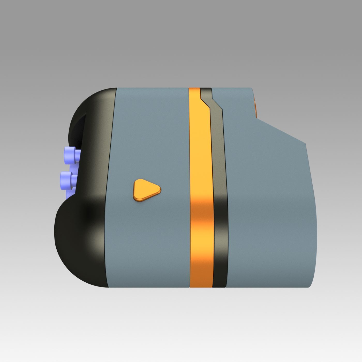 7.jpg Download OBJ file Star Trek Prop Dr Phlox Scanner replica prop cosplay • 3D printer object, Blackeveryday