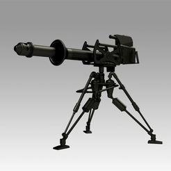 2.jpg Télécharger fichier STL E-WEB : le blaster à répétition lourde - Les armes de la guerre des étoiles • Plan pour impression 3D, Blackeveryday