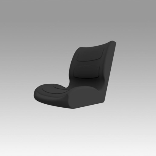 4.jpg Download OBJ file loader excavator seat • 3D printing object, Blackeveryday