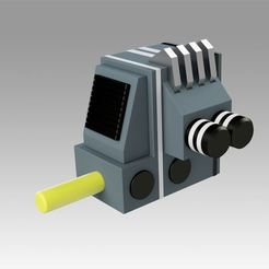 1.jpg Download OBJ file Star Trek Deep Space Nine Subspace Tranceiver Inverter • 3D print model, Blackeveryday