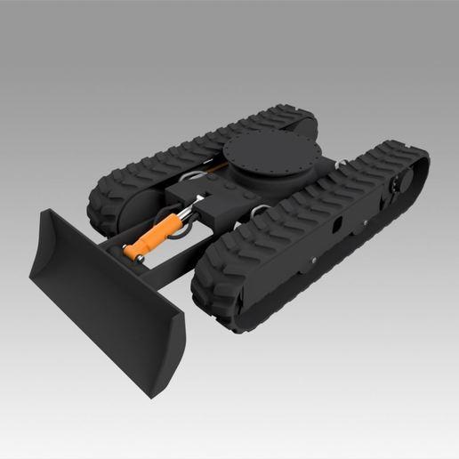 Download 3D printer designs Track kit, Blackeveryday
