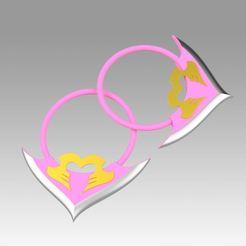 1.jpg Download OBJ file Zone-00 Benio Circle Cosplay Weapon Prop • 3D printer design, Blackeveryday