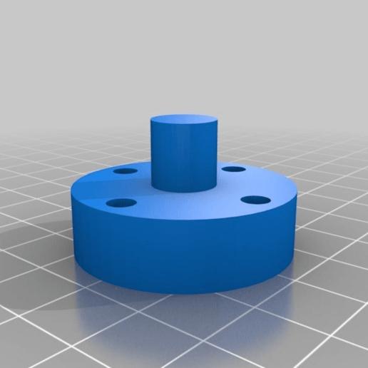 Télécharger objet 3D gratuit Guide de perçage DLE 35RA, cosa