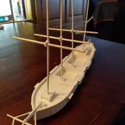 Download 3D printer designs ship (cargo), jasperbaudoin