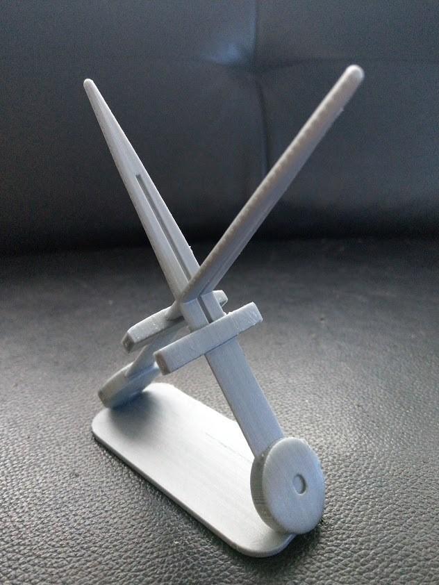 IMAG0094.jpg Download STL file  sword holder • 3D printer model, jasperbaudoin