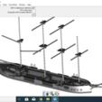 Descargar archivo 3D buque (carga), jasperbaudoin