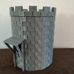 Download 3D print files birdhouse tower design  , jasperbaudoin
