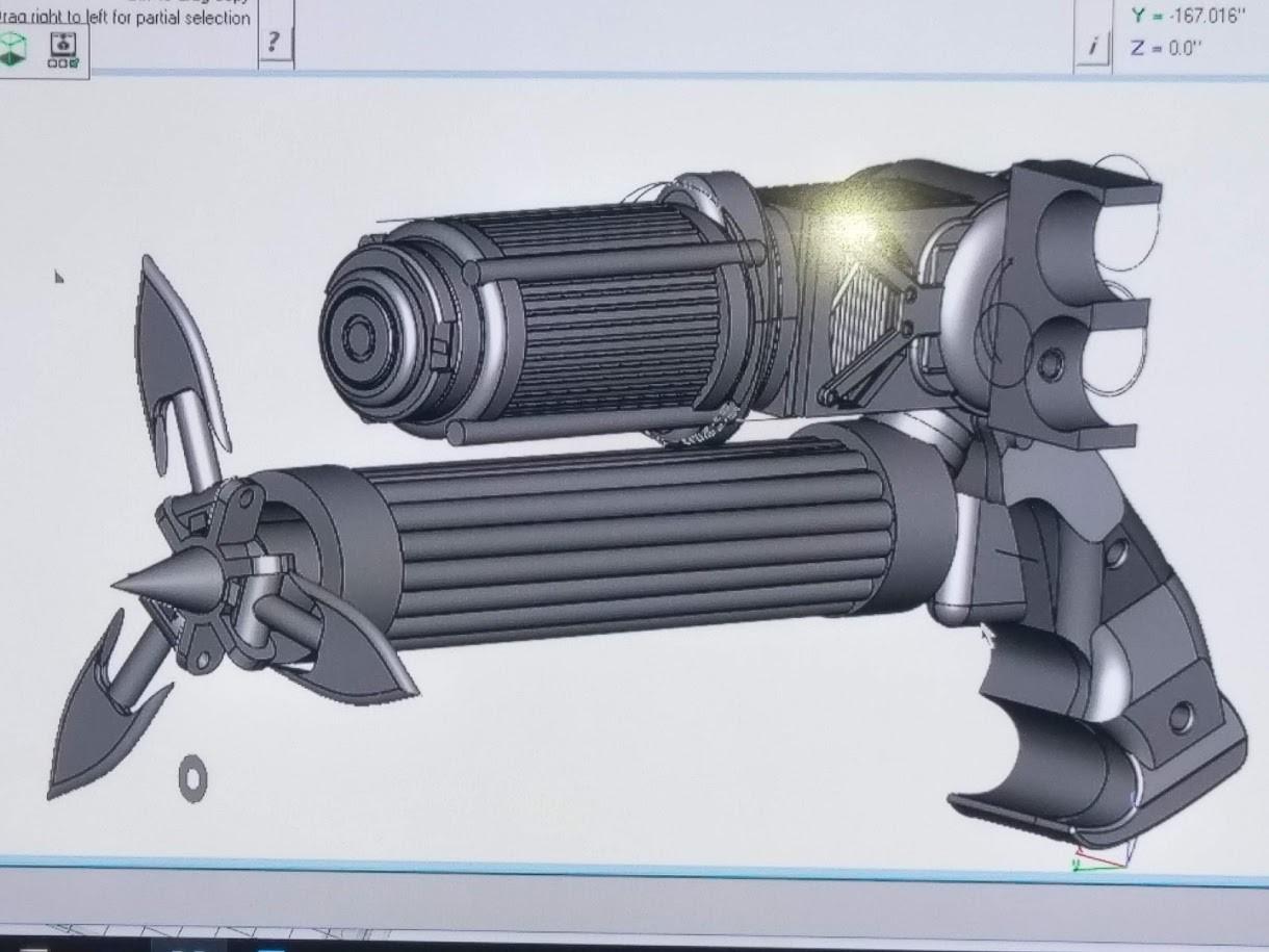grapple.jpg Download STL file grapple gun (batman) • Design to 3D print, jasperbaudoin