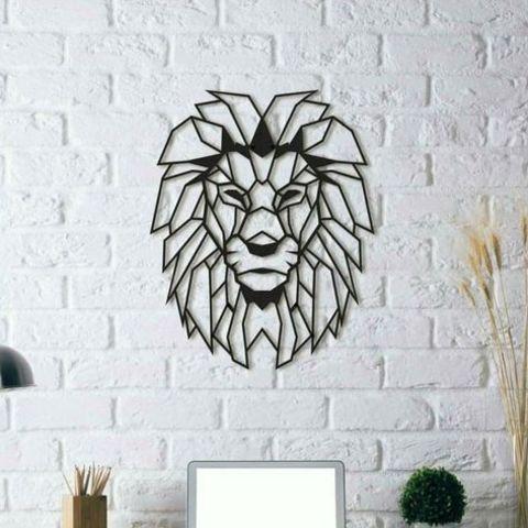 Descargar archivos 3D gratis Lion Wall Sculpture 2D, UnpredictableLab