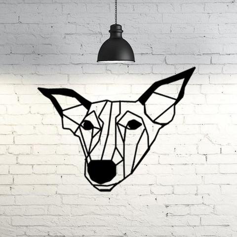 06e3c70f7b326a2b89c59a6b37a115f5_display_large.jpg Télécharger fichier STL gratuit Bowie I Greyhound Dog Wall Sculpture 2D • Plan à imprimer en 3D, UnpredictableLab