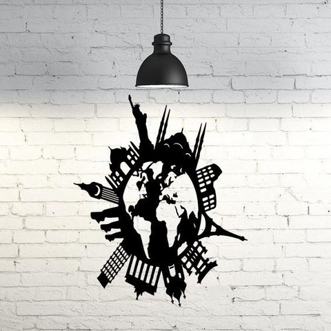 Descargar Modelos 3D para imprimir gratis Escultura mural itinerante 2D, UnpredictableLab