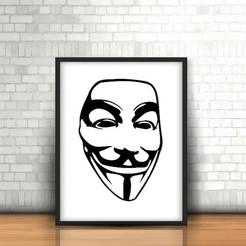 Descargar archivo 3D gratis Vendetta Wall 2D, UnpredictableLab