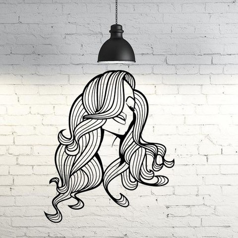objet 3d femme sculpture murale 2d cults. Black Bedroom Furniture Sets. Home Design Ideas