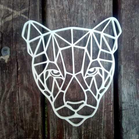 Download STL files Pack wild animals 2D wall sculpture ・ Cults
