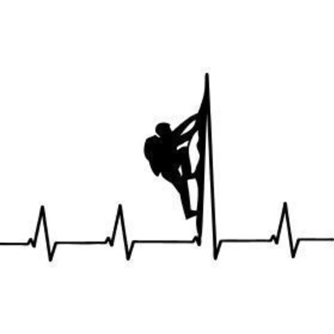 1972f028f0e8f1730fb22880aed92478_display_large.jpg Download free STL file Heart Beat Gaming I Music I Climbing  2D • 3D printable template, UnpredictableLab