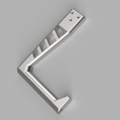 Imprimir en 3D gratis Soporte de bobina, sev3do