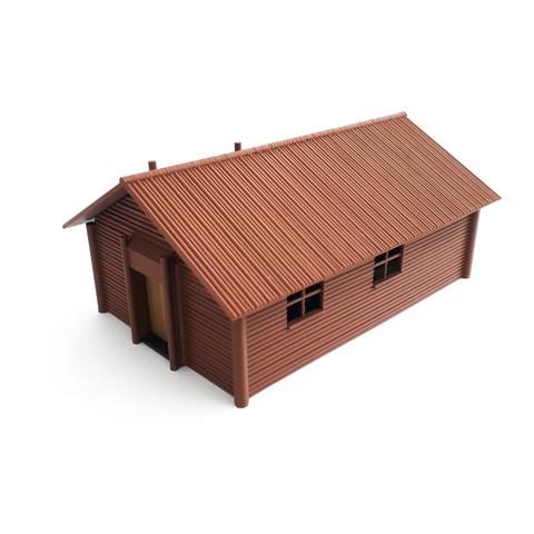 Download 3D model Farmhouse Two , sev3do