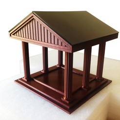 3D printer files  Bird Feeder, sev3do