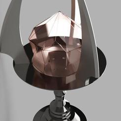 lampa_2019-Sep-02_06-59-45PM-000_CustomizedView717310004.jpg Download STL file Ancient lamp • Model to 3D print, sev3do