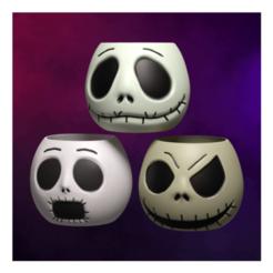 render123.fw (Small).png Download STL file Skull pots • Design to 3D print, apcks