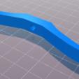 Download free 3D printer files Window Blind Cord Tie-Down / Cord Winder, ProfessorFalken