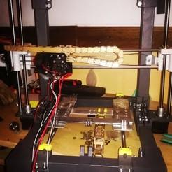 Modelos 3D para imprimir Estructura Tubular Para Anet A8, emilioruz2002