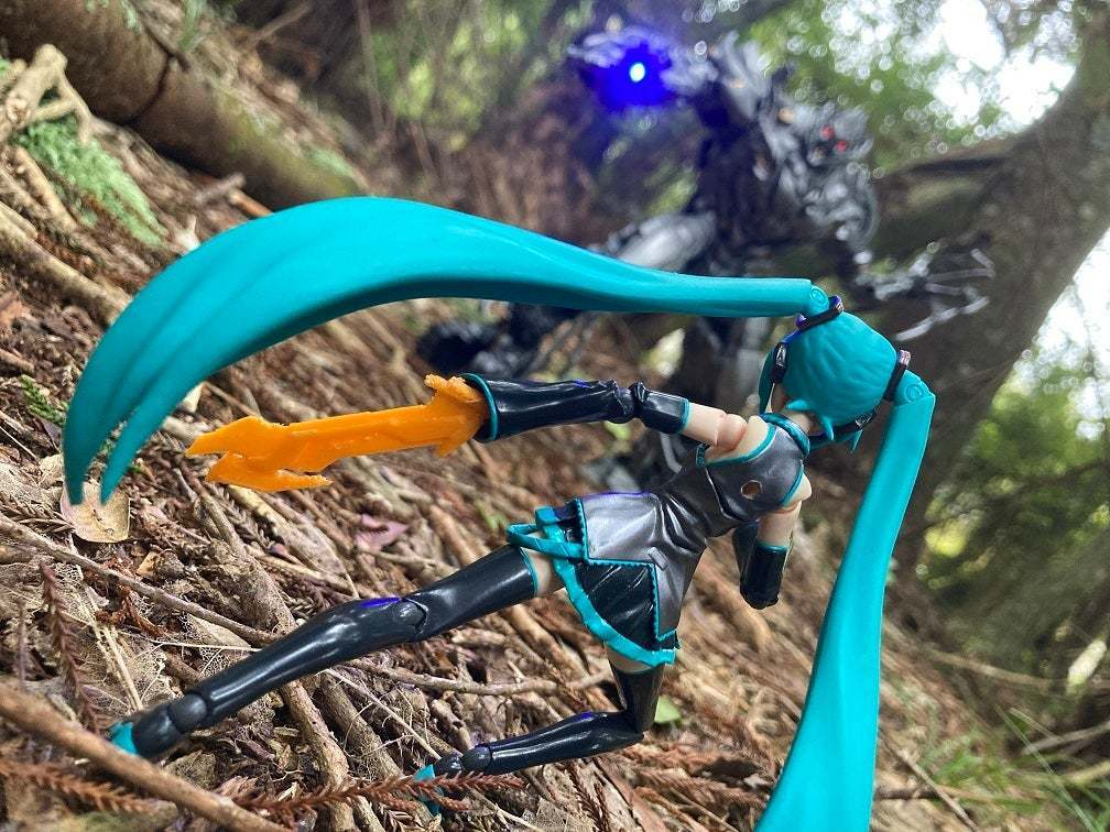 IMG_1126.JPG Download free STL file Energon Blades for Hatsune Miku • Template to 3D print, Megawillbot