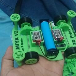 3D print model Tamiya V2, kantapat129