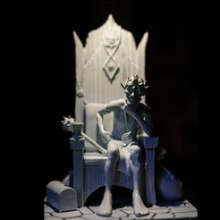 Download 3D print files King Goblin, Snorri