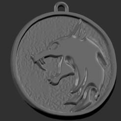 Descargar modelo 3D gratis El colgante de la bruja, Snorri