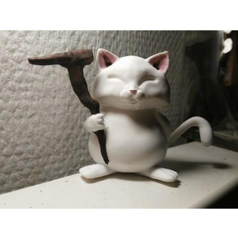 Impresiones 3D gratis Korin - Bola de Dragón, Snorri