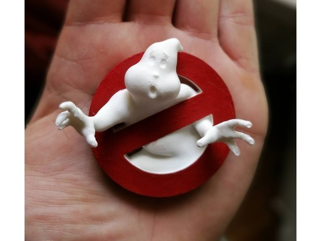 f5114447dd38fac7f9513bea0d2c6743_preview_featured.jpg Download free STL file GhostBusters Logo • Template to 3D print, Snorri