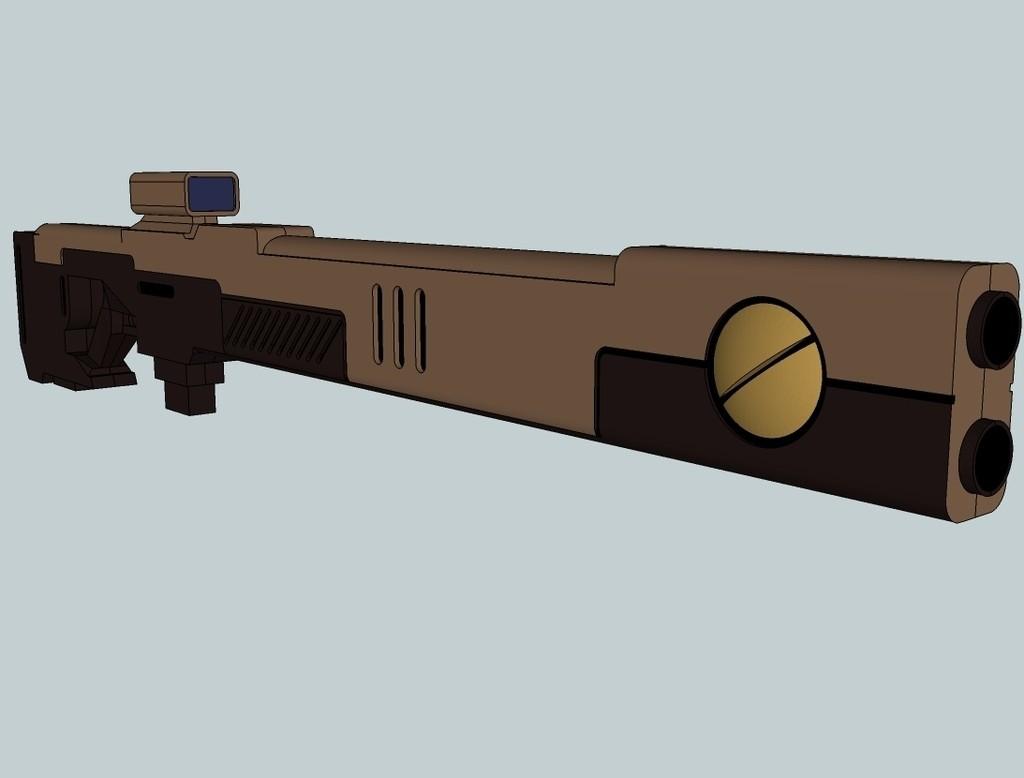 3079803d4ea815a6fd238cd5b8a92d04_display_large.jpg Download free STL file Pulse Rifle • 3D printer template, Snorri