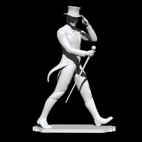 Descargar diseños 3D Johnnie Walker, Snorri