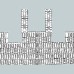 Télécharger fichier imprimante 3D gratuit Blindage lamellaire Medfan, Snorri
