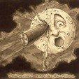 Télécharger fichier 3D Le Voyage dans la Lune - A Trip to the Moon - Georges Méliès, Snorri