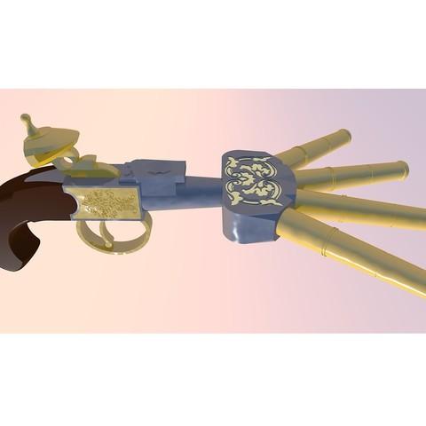8d9445c137a5777a336a0fb51218870e_display_large.jpg Download free STL file Duck's foot gun • Object to 3D print, Snorri
