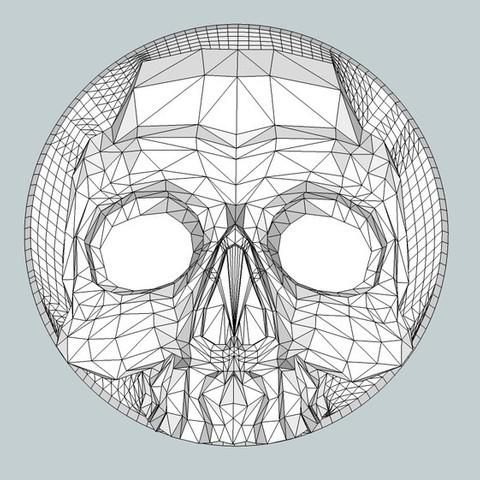 8fed8aeacb396e55c8a481a88ea8eb63_display_large.jpg Download free STL file Skull Box • 3D printing template, Snorri
