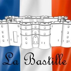 Free STL file La Bastille, Snorri