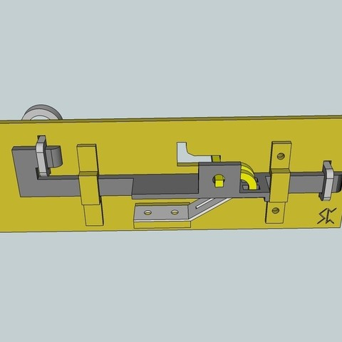 3bb3bfcd4a38567c2035f3b76a18a05e_display_large.jpg Download free STL file Viking Chest Lock • 3D printer object, Snorri