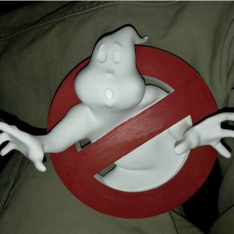 6a5010458f086523c19b7e7cb9fd7c1d_preview_featured.jpg Download free STL file GhostBusters Logo • Template to 3D print, Snorri