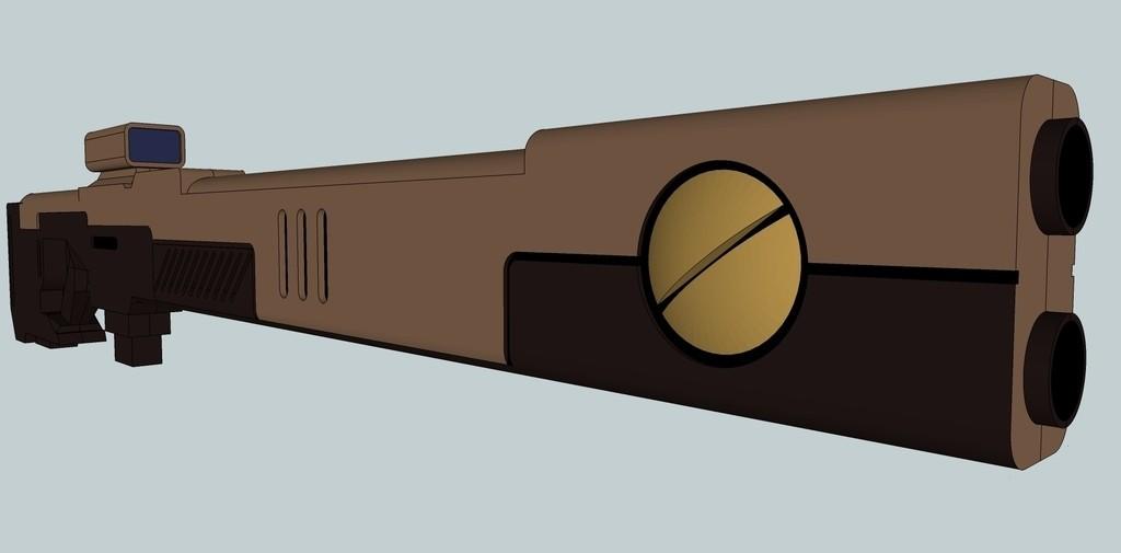 f28a12f92b077d69558455bb8e5ddf7f_display_large.jpg Download free STL file Pulse Rifle • 3D printer template, Snorri
