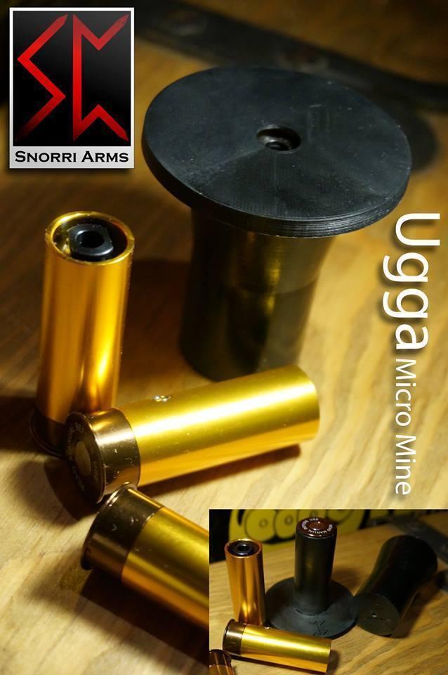 62b77533dc5281252f1ee8ec58e0664e_display_large.jpg Download free STL file Ugga - Airsoft Micro Mine • 3D printable design, Snorri